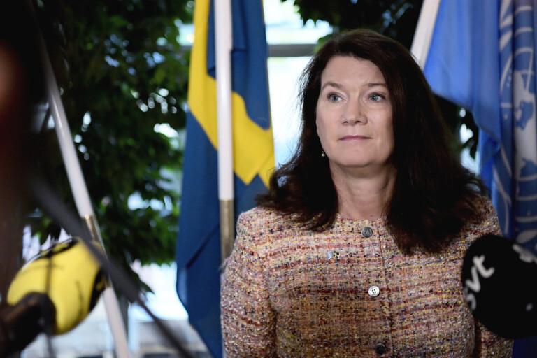 Belarusier kvar på Sveriges ambassad
