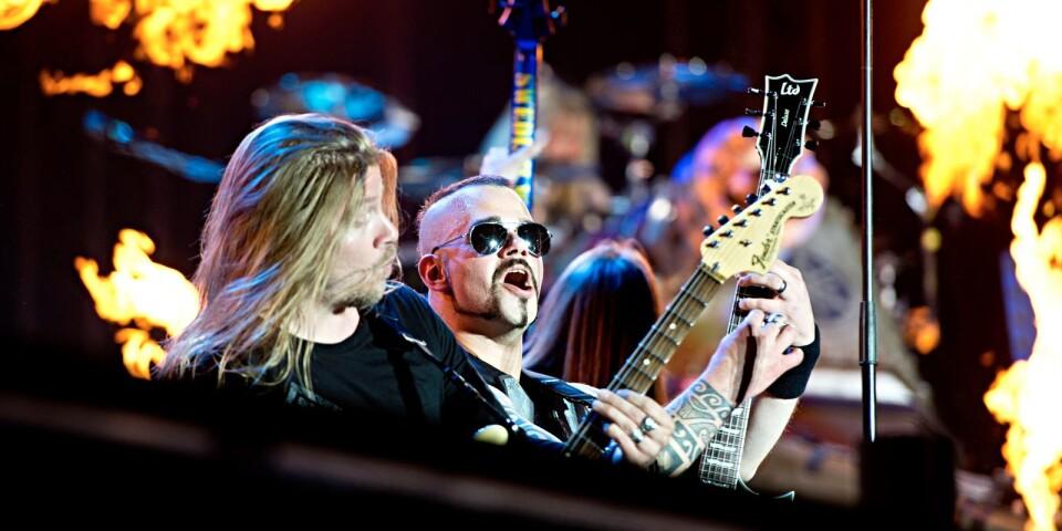 Sabaton känns absolut givna på Sweden Rock nästa år.