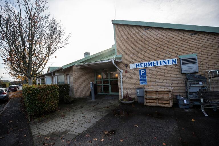 Hermelinen i Anderslöv ska läggas ner.