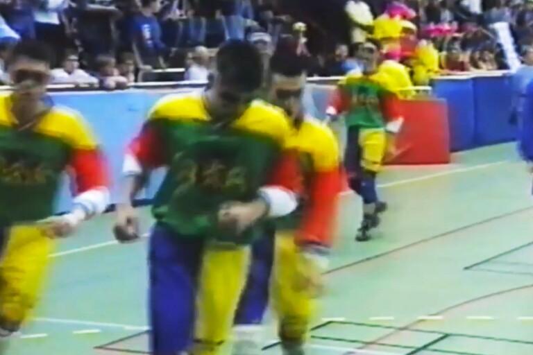 1992: Här ser du matcherna i skolrugbyn