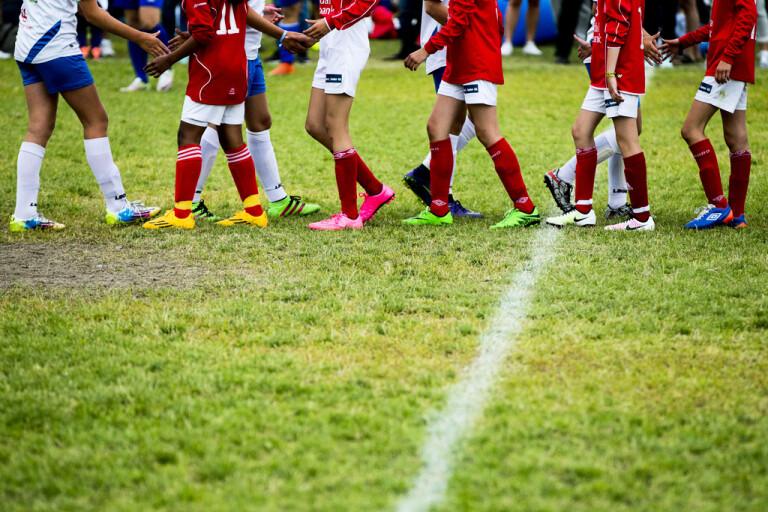RF: Barn- och ungdomsidrotten ska prioriteras