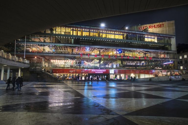 Fortsatt stängt på Kulturhuset Stadsteatern
