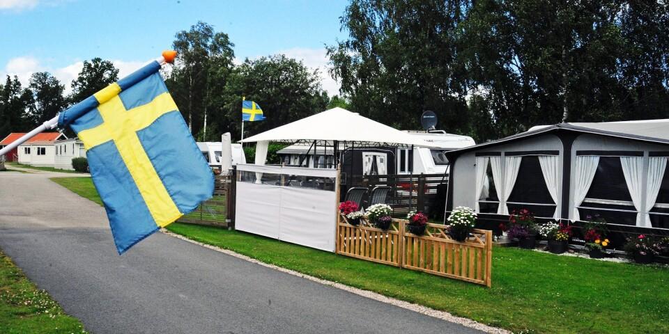 Jan-Olof Colleen skriver att Tingsryd Resort värnar om både allmänheten och turismen.