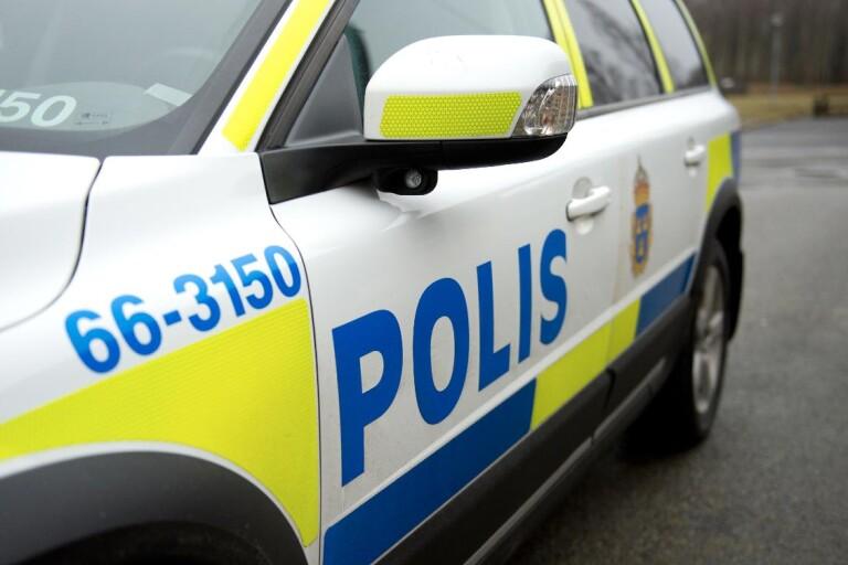 Olycka: Pojke påkörd i Beddingestrand – förd till sjukhus i ambulans