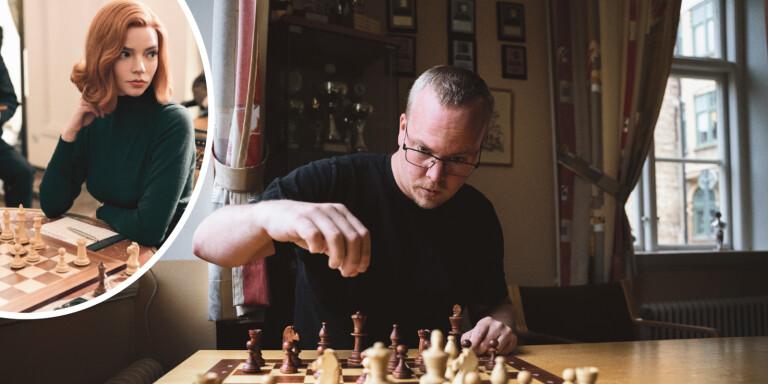 Netflixfilm blev ett genidrag för schackklubbarna