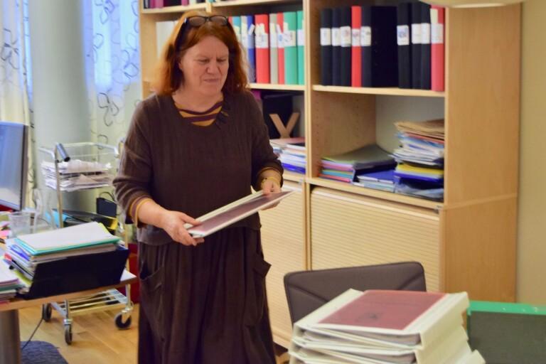 """Hon lämnar kommunen efter tjugo år: """"Aldrig varit tråkigt"""""""
