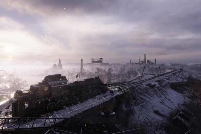 """Nytt """"Metro""""-spel utvecklas"""