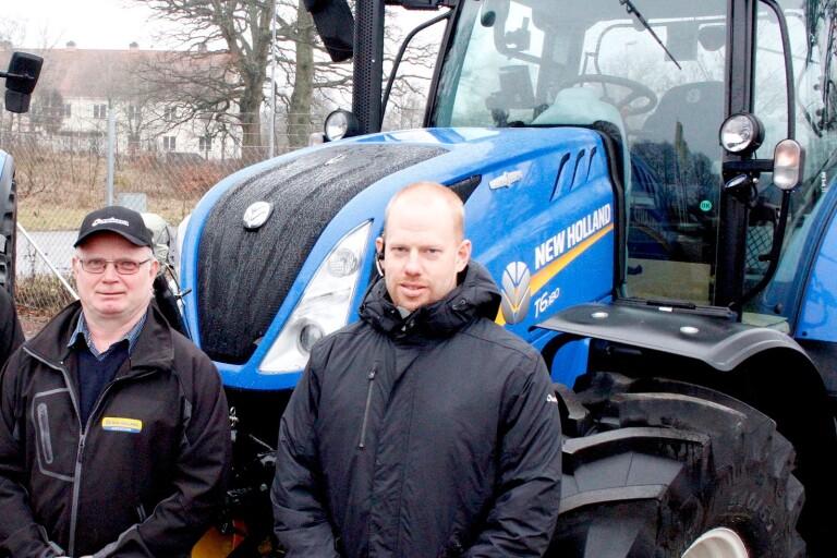 Privat aktör servar 3 500 lantbrukare