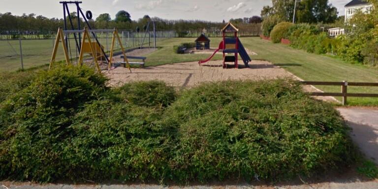 Lekplats räddas i populärt barnfamiljsområde