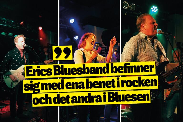 SPANING: Blå toner i Borgholm imponerade