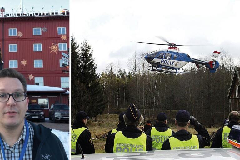 """Tunström: """"Beredskapen mot hybridkriget är inte god"""""""