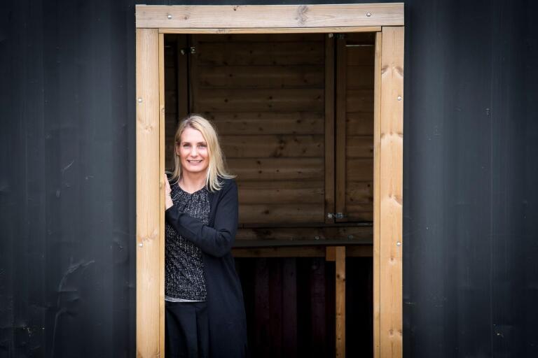 Sofia Lindqvist Lacinai berättar att Sweden Rocks publik har visat stor förståelse för beslutet att ställa in årets festival.