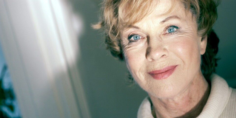 Bibi Andersson var en av Sveriges internationellt sett mest kända skådespelare. Arkivbild.