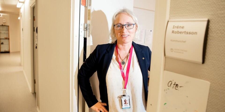 I 11 år har Iréne Robertsson arbetet som kommunchef i Olofströms kommun.