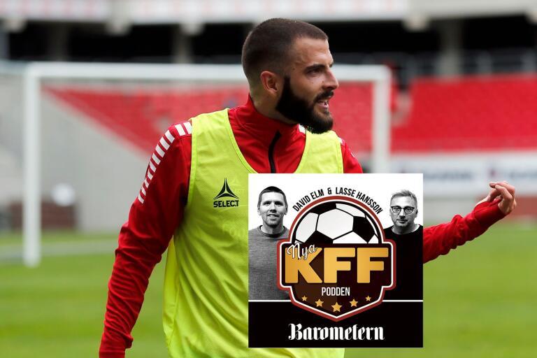 """KFF-podden: """"Nu är det jag mot både Viktor och Rasmus"""