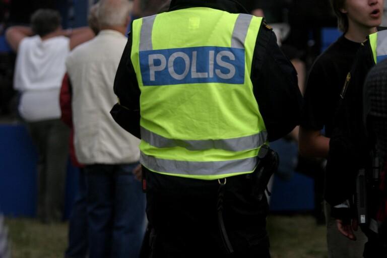 Dubbla inbrott i Växjö