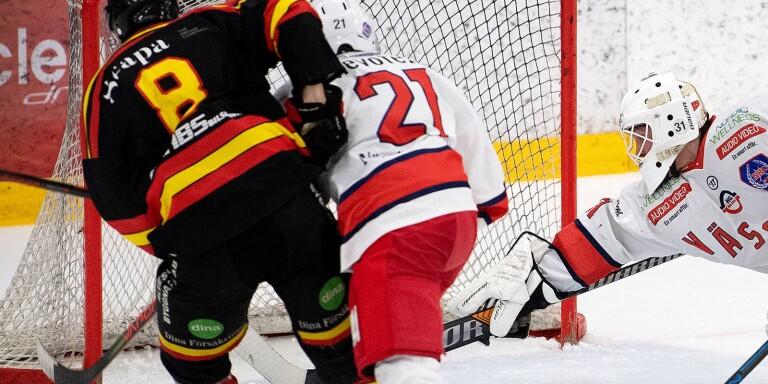 Hockeyåret slut för Alvesta SK