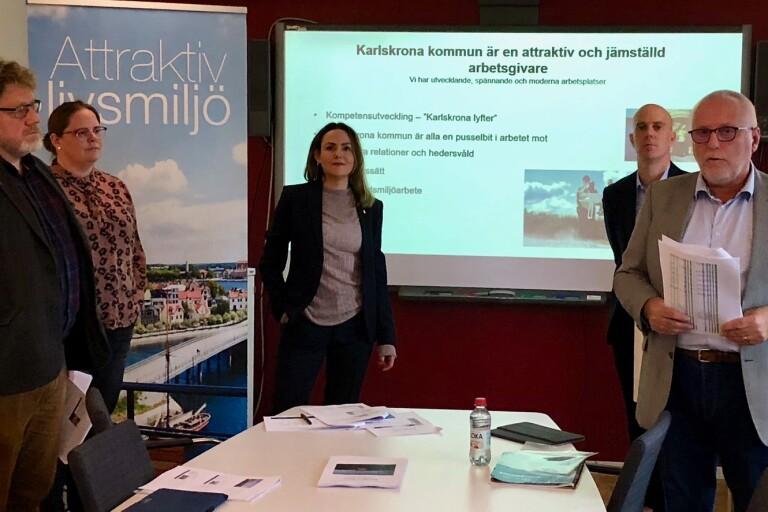 Karlskrona behöver liberal reformpolitik