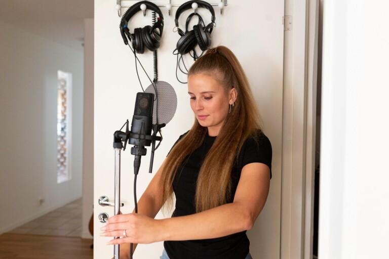 Louise Lövqvist har hittat sitt eget sound
