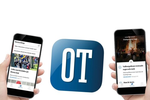 GUIDE: Så får du senaste nyheterna med OT:s app