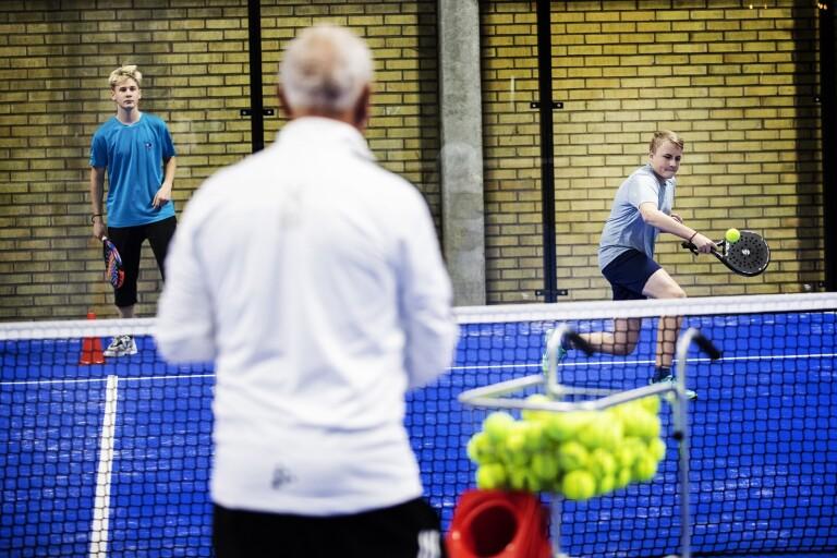 Väståkra kan bli Sveriges första skola med padelprofil
