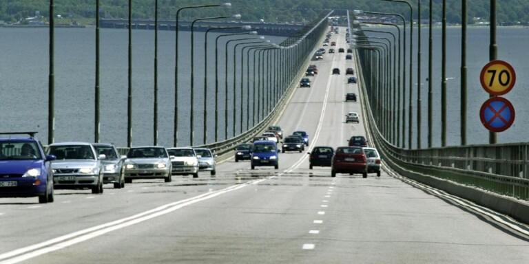 Beskedet: Ingen broavstängning för Volvofilm