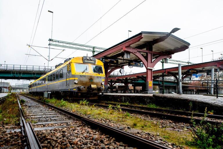 Tågresenärer är luttrade. Lite som går rätt är stort nog. Som att tåg går och kommer i rätt tid.