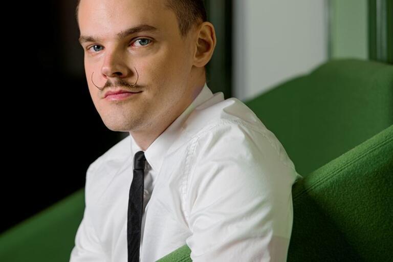 Filip Lindkvist.