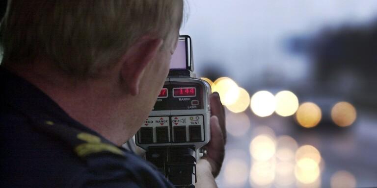 "116 fortkörare fast i omfattande kontroll – ""Det går alldeles för fort"""
