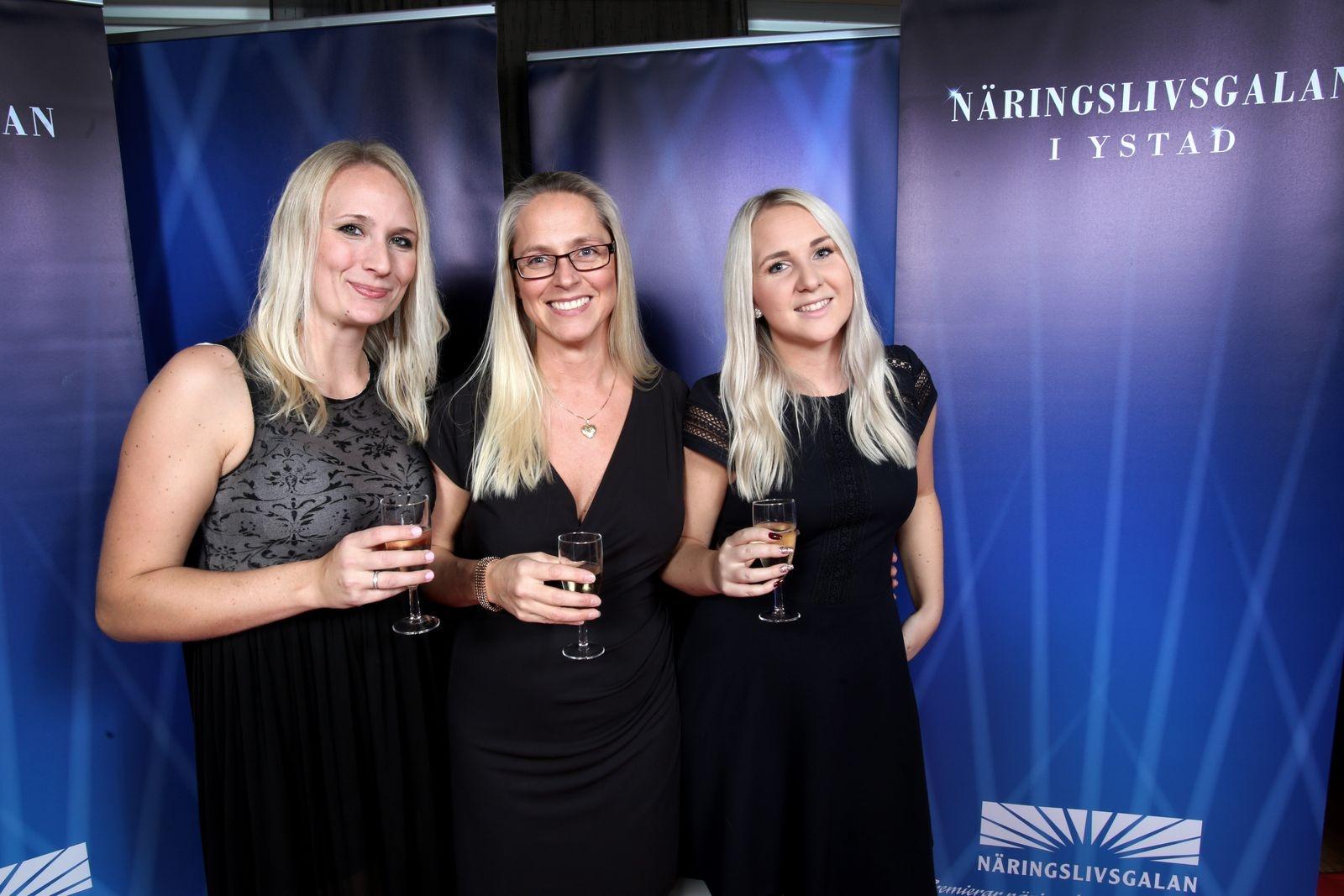 Ida Bäckdahl, Lotte Myrebris, Micaela Rydberg, Svensk fastighetsförmedling