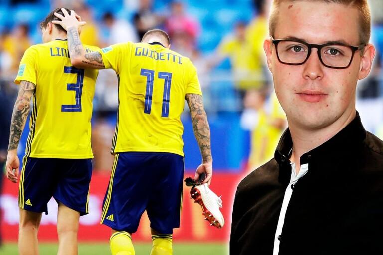 Oskar Pålsson: Tack för showen, Sverige!