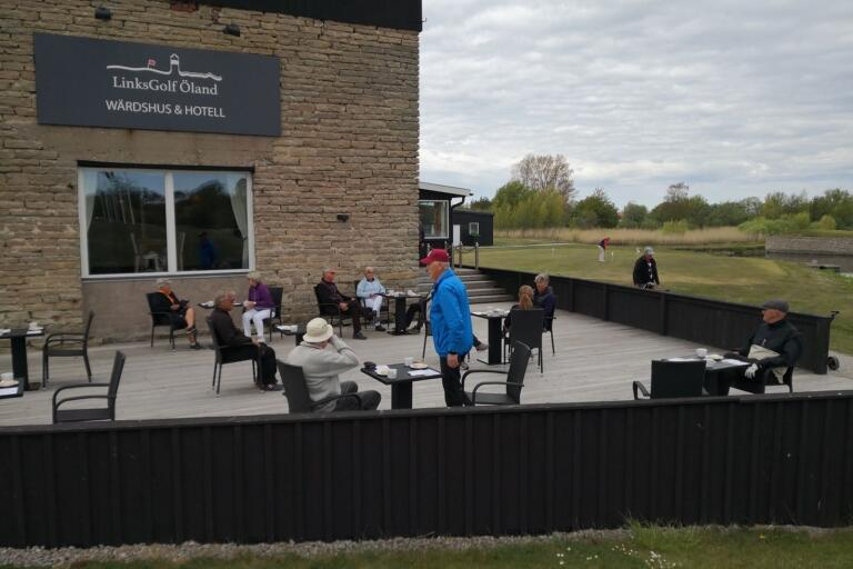SPF Sydölands golfare samlades i fredags.