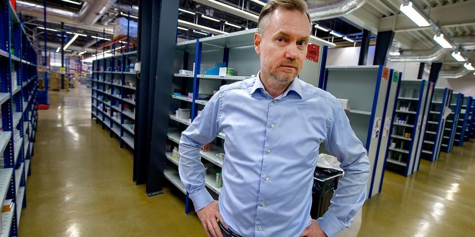 Platschef Fredrik Färm imponeras över medarbetarnas lojalitet. Snart står de utan jobb, men tvekade inte att jobba extra när han bad dem.