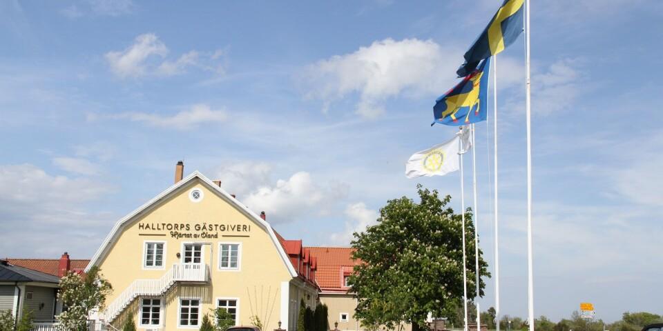 Halltorps Gästgiveri vore en bra plats för Matens hus, tycker Per Lublin.