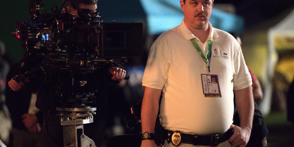 """Nya serien """"Manhunt: Deadly games"""" visas på C More. Pressbild."""