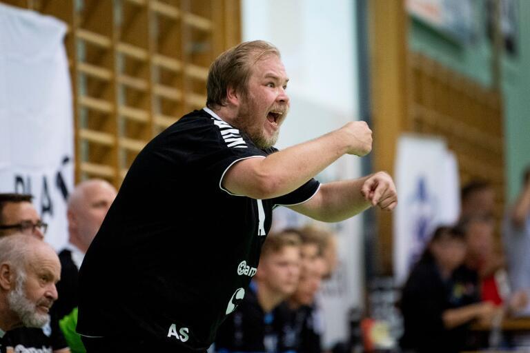 Drömstart. Andreas Stockenberg var tillbaka som en vinnare i Amokabelhallen igen.