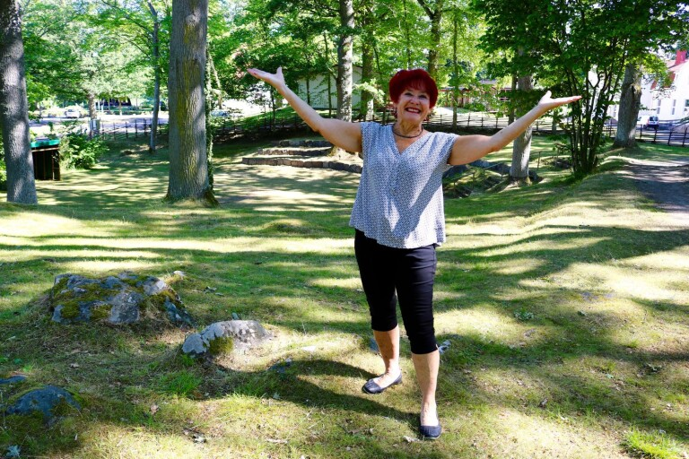Agneta Vndel, 57 r i Lnashult p Torssby Stom 4 - adress