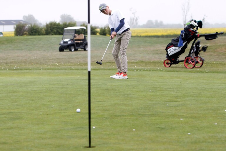 Bedinge GK satsar på hotell utmed golfbanan