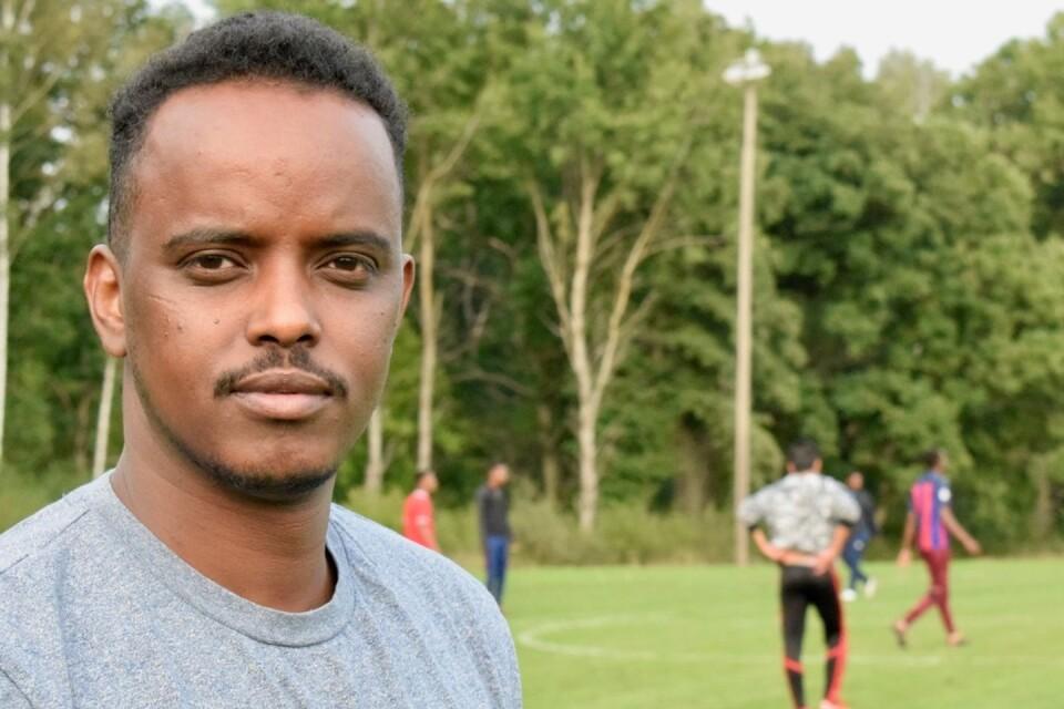Adan Mohammed, age 23.