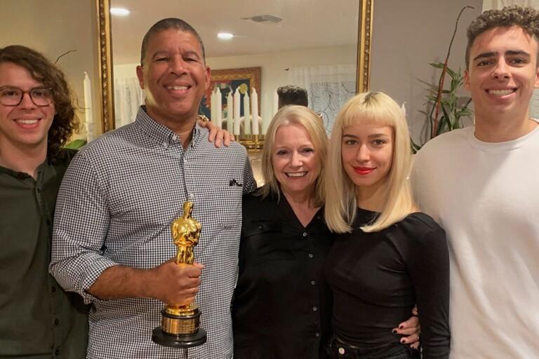 Peter Ramsey vann Oscar för Spindelmannen –Gift med Annika från Vickleby