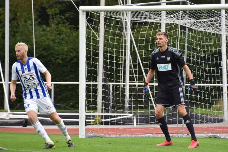 Repris: IFK Karlshamn–Husqvarna 18 oktober 2020