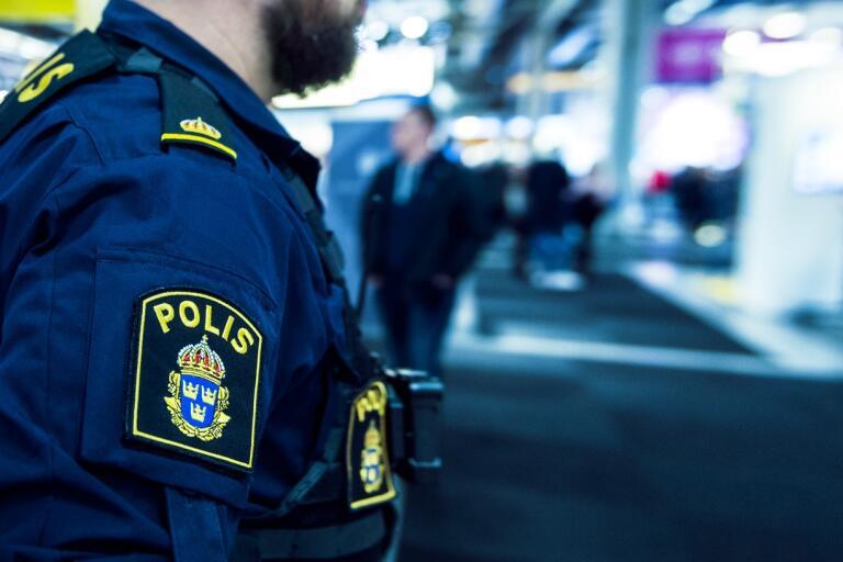Brott: Barn tjafsade - slutade med storbråk