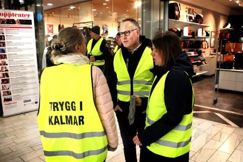 """Persson hyllar Trygg i Kalmar: """"Kommunen står helt bakom"""""""