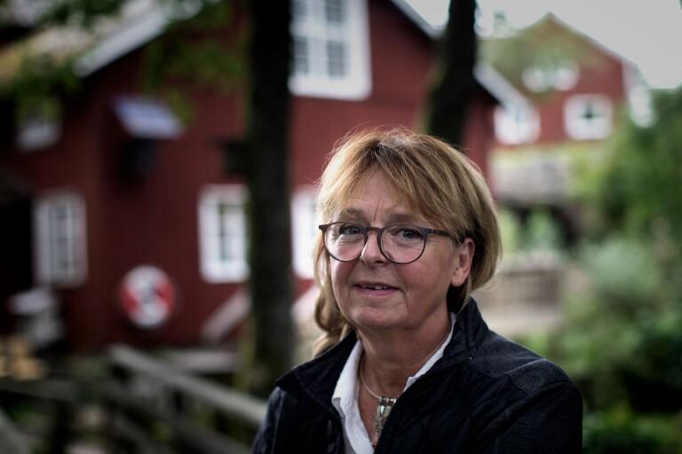 Catharina Rapp (C), är ledamot i kulturnämnden.