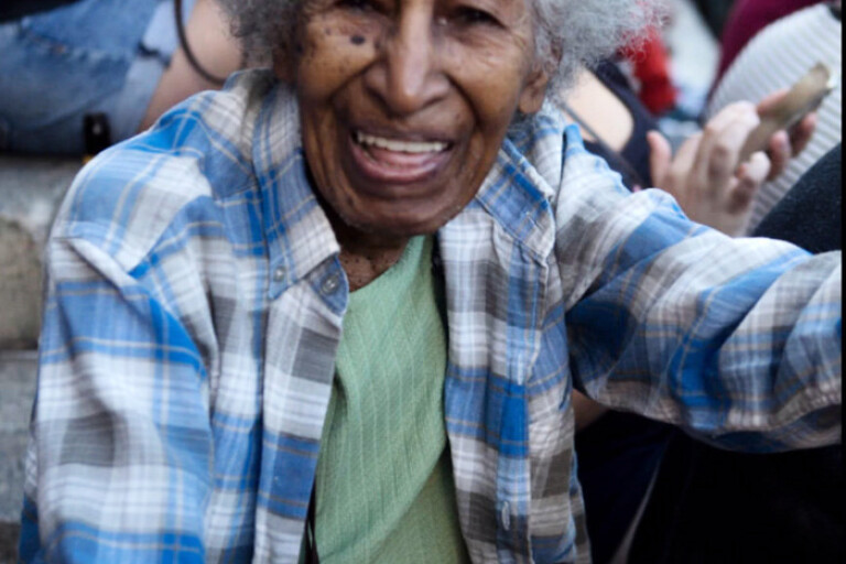 96-åring fortsätter kamp för Brasiliens svarta