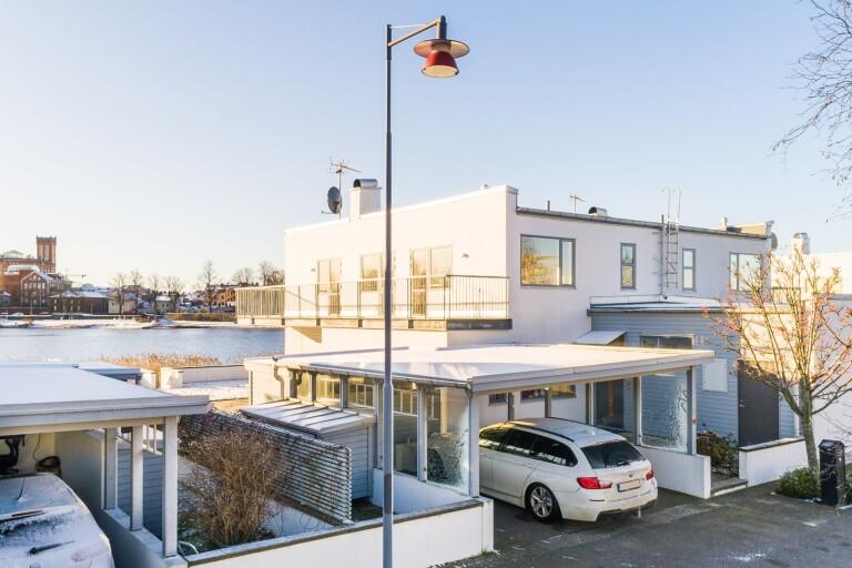 Klicktoppen: Exklusiv villa på Varvsholmen toppar listan