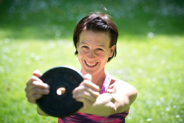 Annas hemmatips: Så tränar du rörlighet