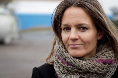 """Therese Uddenfeldt,: """"Vi lever i en lika skrämmande som spännande tid"""""""