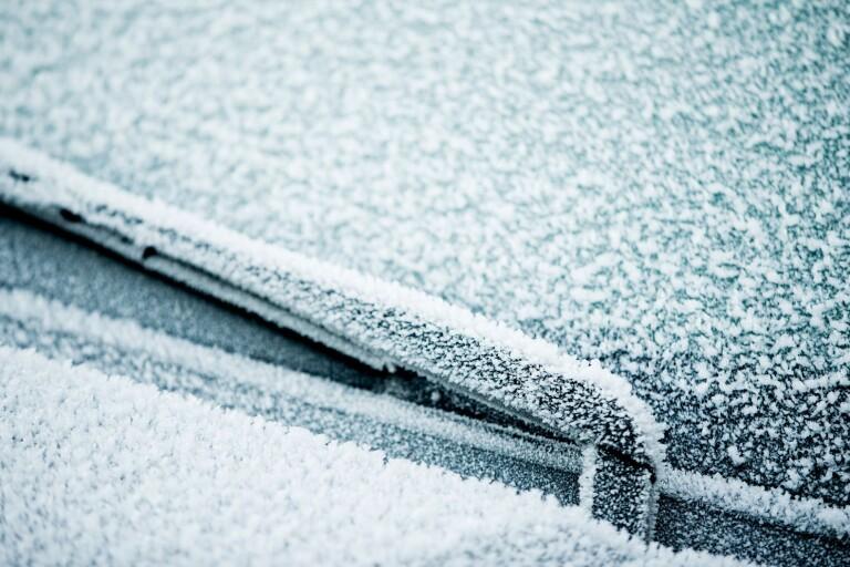 På torsdagens drar ett snöfall in över nordöstra Skåne men till påskhelgen blir det uppehåll.