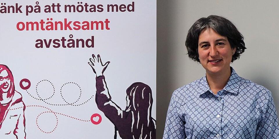 Region Kalmar inför hushållsisolering.
